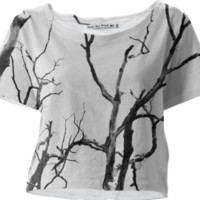 Branches Crop created by PoseManikin | Print All Over Me