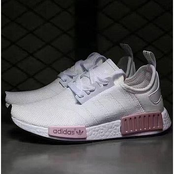 Adidas NMD R1 3M Reflective shoelace Fashion Trending Running Sports Shoes-1