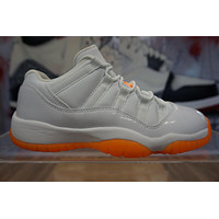 Tagre 【FREE SHIPPING】Air Jordan Retro 11 Low Citrus Sneaker STYLE CODE: 580521 139