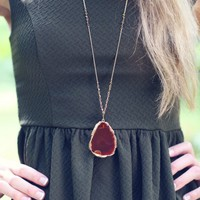 Altar'd State Spiritual Stone Necklace | Altar'd State