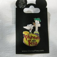 Disney Pin Phineas and Ferb