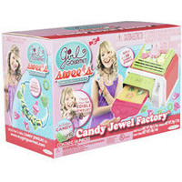 Girl Gourmet Sweets Candy Jewel Factory