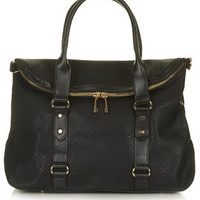 Flap Front Holdall