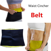 Women Waist Slimming Cincher Trainer Body Shaper Belt Waist Training Corset