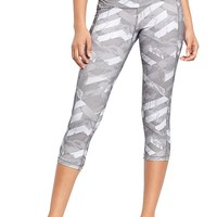 """Old Navy Womens Go Dry Compression Capris 20"""""""