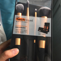 4 pcs Real Techniques Cosmetic Makeup Pointed Foundation Coutour Detailer Buffing Brush