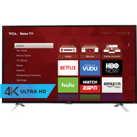 "TCL 55FS3750 55"" 1080p 120Hz Roku Smart LED HDTV - Walmart.com"