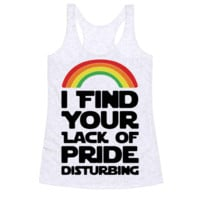 I FIND YOUR LACK OF PRIDE DISTURBING PARODY