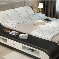 Modern Soft Beds  For Home Furniture