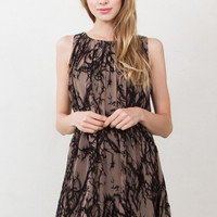 Branching Out Dress