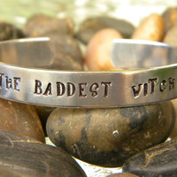 American Horror Story inspired bracelet - Who's the baddest witch in town?