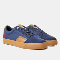 Huf Southern Shoes - Navy/sand at Urban Industry