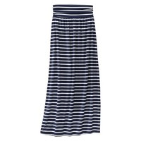 Mossimo Supply Co. Junior's Foldover Maxi Skirt - Assorted Colors