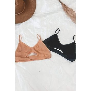 Cut It Off Ultra Soft Bralette