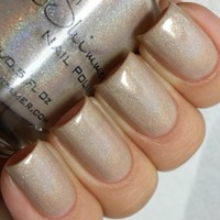 In Bare Form Holographic Nail Polish- 0.5 oz Full Sized Bottle