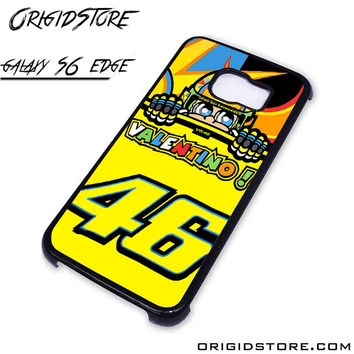 Valentino Rossi For Samsung Cases Phone Covers Phone Cases Samsung Galaxy S6 Edge Case Samsung Galaxy S6 Edge Case Smartphone Case