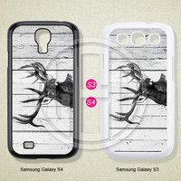 Phone cases, Samsung Galaxy S3 Case, Samsung Galaxy S4 Case, Case for Samsung Galaxy, Tibetan antelope, Cover Skin -S0834