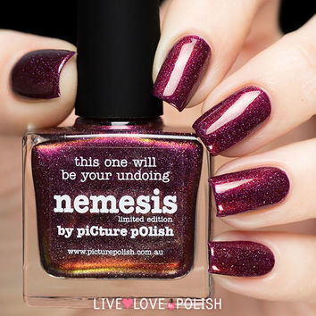 Picture Polish Nemesis Nail Polish (Limited Edition Collection)