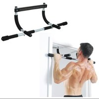 Walmart: NEW! Iron Gym Total Upper Body Fitness Workout Bar | Pull-Ups/Push-Ups & Sit-Ups