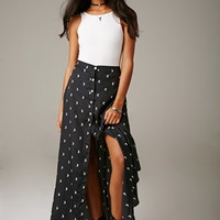 Gypsy Warrior Many Moons Maxi Skirt