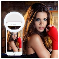 Selfie Light Ring Cell Phone Attachment