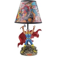 Marvel Comics The Mighty Thor Lamp