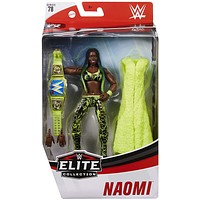 Mattel WWE Elite Series 78 Naomi Regular Version