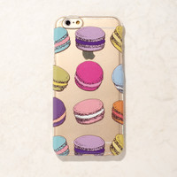 Clear Macaroon iPhone 6 Case