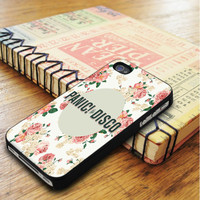 Panic At The Disco Floral Panic iPhone 5 | iPhone 5S Case