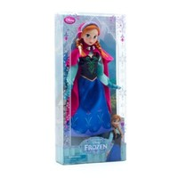 Anna From Frozen Doll   Disney Store