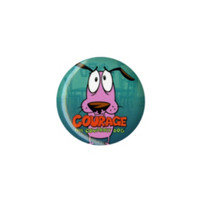 Courage The Cowardly Dog Pin