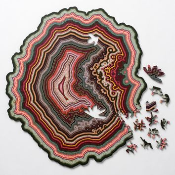 Extra-Large Geode Puzzle