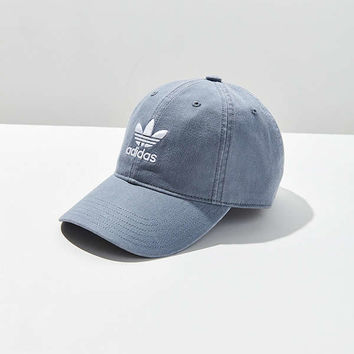 adidas Originals Relaxed Strapback Baseball Hat   Urban Outfitters