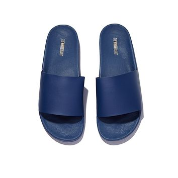 Minimal Slides (Men's) - Navy Blue