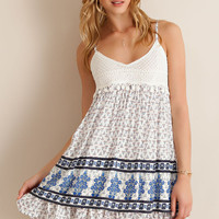 Crochet Top Sundress