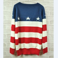 The national flag sweater /09