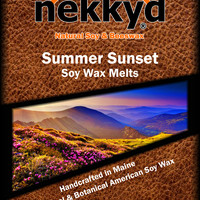 Summer Sunset Soy Wax Melt