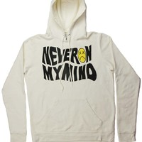 NEVER ON HOODIE | UNIF
