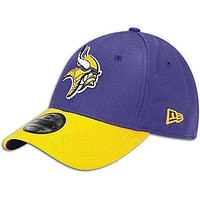 Minnesota Vikings NFL New Era 39Thirty Hat new with stickers Vikes NFC Football new in packaging