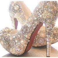 sparkly shoes - Google Search
