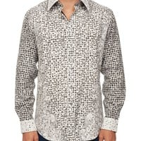 Sport Shirts for Men: E.R. WIlliams Long Sleeve Sport Shirt - Limited Edition