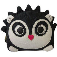 Betsey Johnson Hedgehog Cosmetic/Clutch Bag