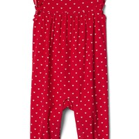 Heart cord flutter one-piece|gap