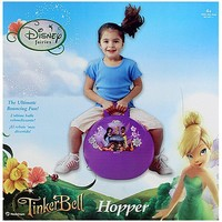 Ball, Bounce and Sport Ball, Bounce and Sport Disney Fairies Hopper (Styles and Colors May Vary)