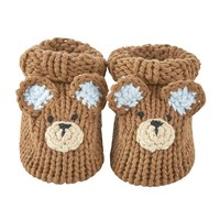 Bunnie Knit Booties