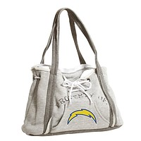 Los Angeles Chargers Lifestyle Logo Hoodie Purse