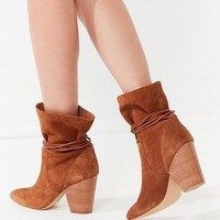 Carla Slouch Ankle Boot   Urban Outfitters