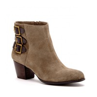Sole Society Terilyn Buckled Bootie