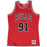Mitchell & Ness Swingman NBA Jersey - Chicago Bulls - Rodman - '97-'98