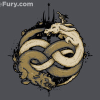 Neverending Fight - Gallery | TeeFury